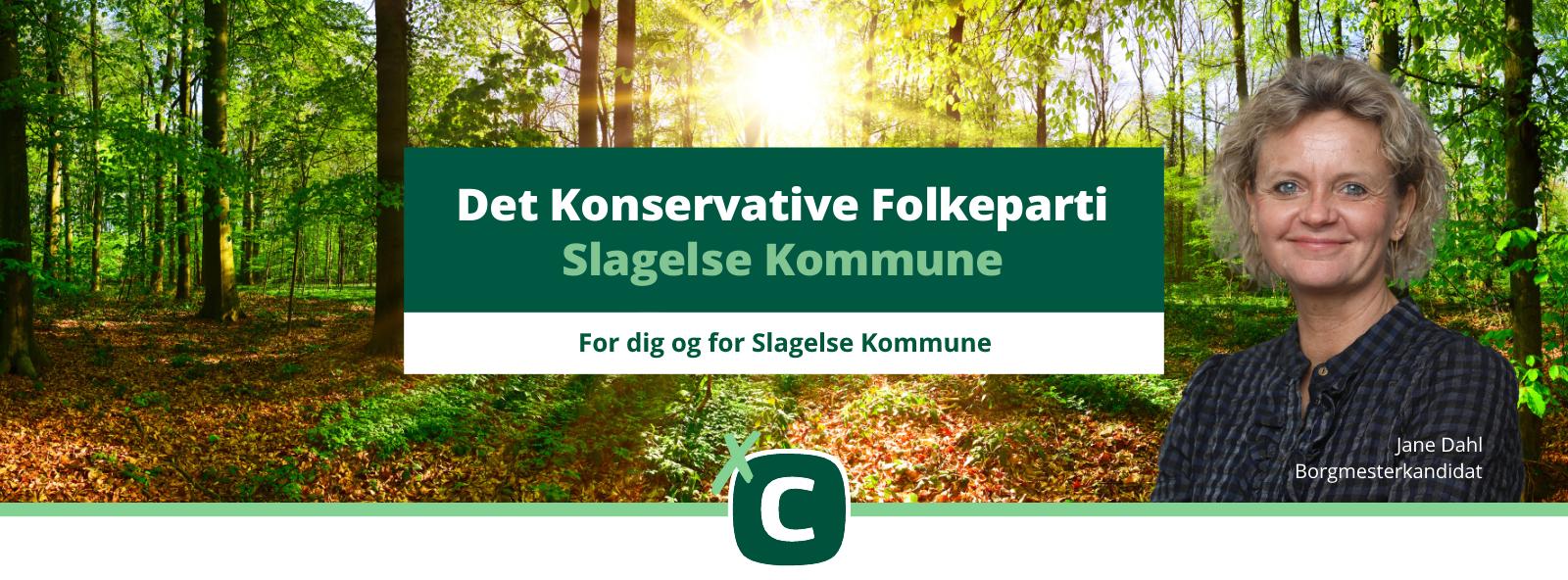 Det Konservative Folkeparti i Slagelse Kommune