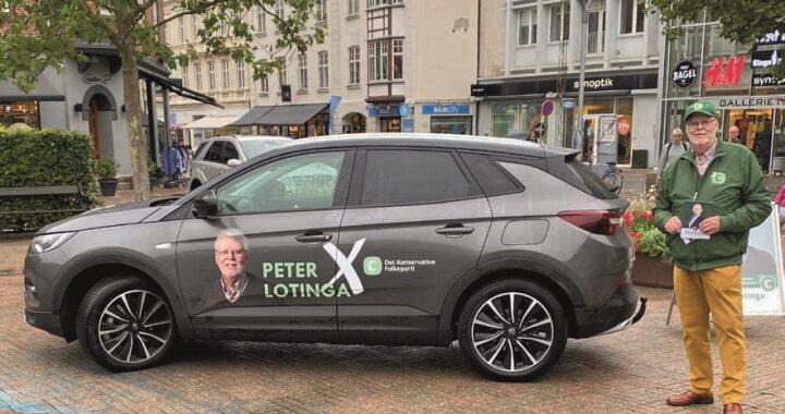 Peter Lotinga - Det Konservative Folkeparti